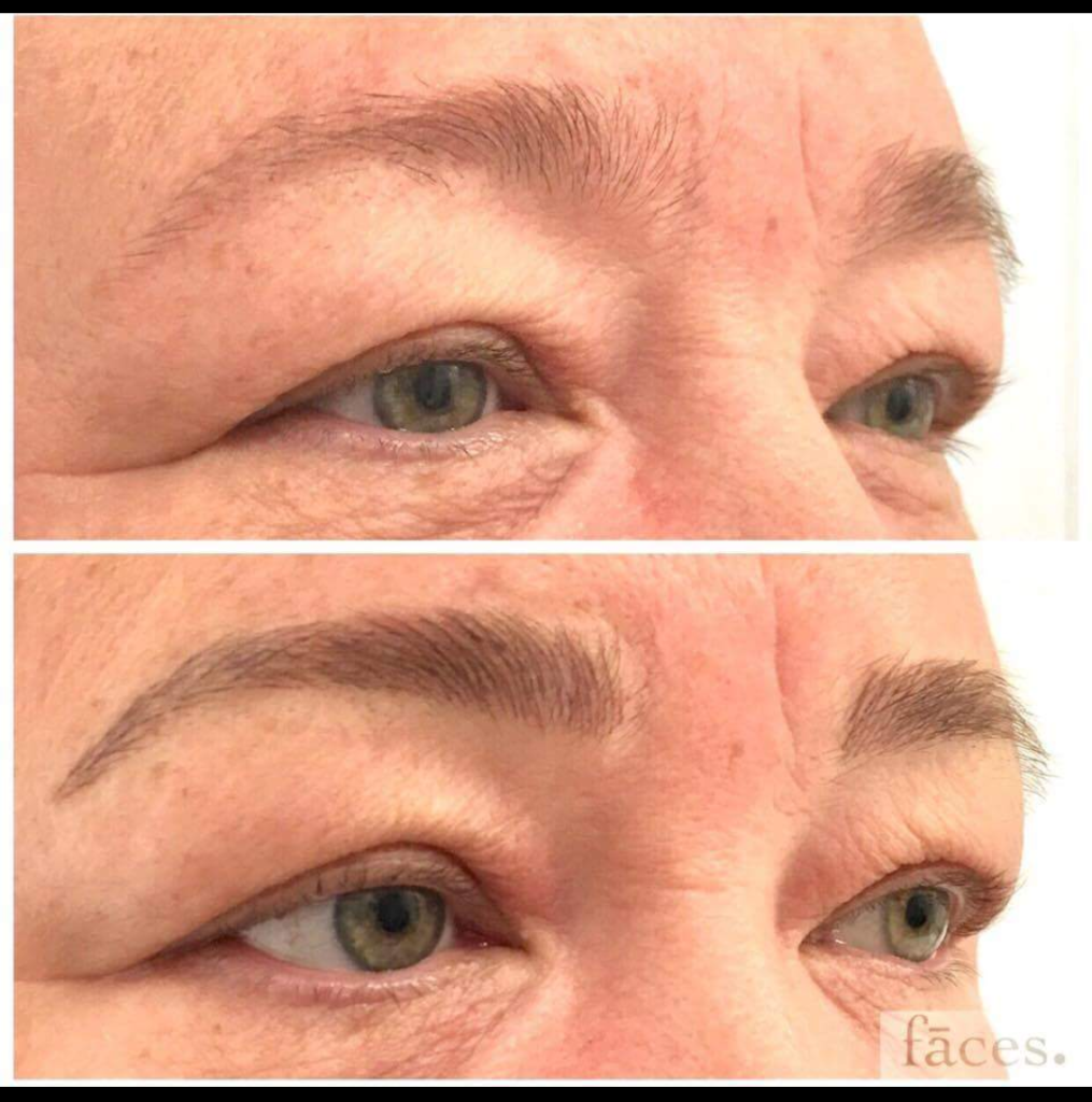Whistler Microblading Services | Funky Diva Artists Collective